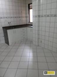 Apartamento com 2 dormitórios para alugar por R$ 1.100,00/mês - São João - Volta Redonda/R