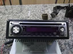 auto-rádio com cd-player kenwood-gm