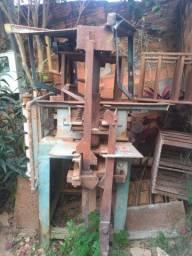 Máquina de fábricar bloco