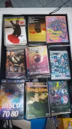 Coleção +200 DVDs