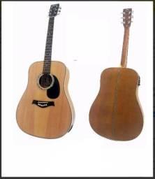 Violão Tw - 25 Folk Eleto Acústico Tagima