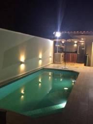 Esplêndida cobertura 4 suítes 3 vagas, piscina, churrasqueira e sauna no Jardim Oceânico,