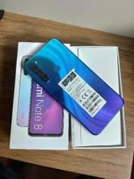 V/T Xiaomi Note 8 64gb Neptune Blue