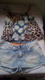 Shorts Polo Wear + Regata Polo Wear
