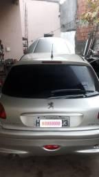 Peugeot 206 conservado