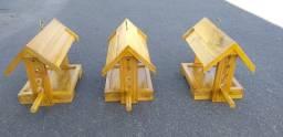 Casinha para passarinhos promoção de fabrica. 70 reias