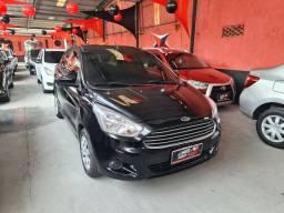 Ford Ka Sedan 2015 1.5 1 mil de entrada Aércio Veículos hfd