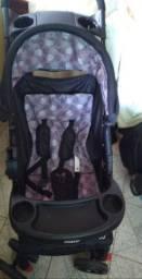 Vendo carrinho de bebê + bebê conforto
