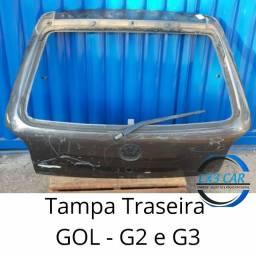 Tampa Traseira Gol Fox I30 Voyage Palio A90