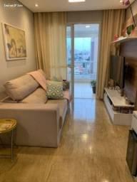 ZL011 Belíssimo apartamento no Tatuapé 2 dorms /suíte c/ Varanda Grill