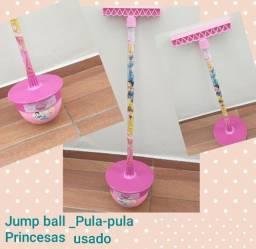 Jump ball pula pula princesas