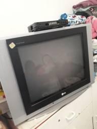 Televisão LG tubo 20 polegadas