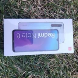 Looooocura. Redmi note 8 Da Xiaomi. Novo lacrado com garantia e entrega imediata