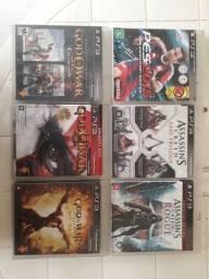 Jogos PS3 - God of war - Assassins Creed