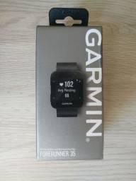 Smartwatch Garmin Forerunner 35 - Novo na Caixa