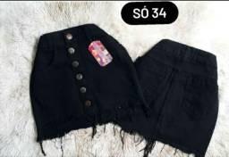 Jeans saindo à $50,00 - HS Boutique