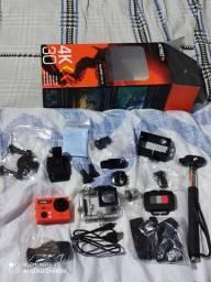 Câmera de ação Atrio 4k wifi