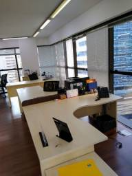 Sala no centro de Floripa 60 m2