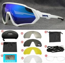 Óculos de ciclismo Kapvoe