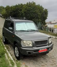 Pajero tr4  4x4 2004 gasolina/Gnv