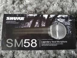 Microfone SM58