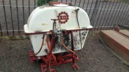 Pulverizador ko 200 litros com turbina para frutas