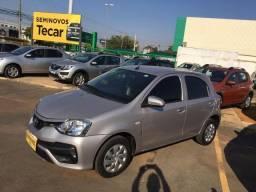 Vendido!!! Toyota Etios 1.3 X
