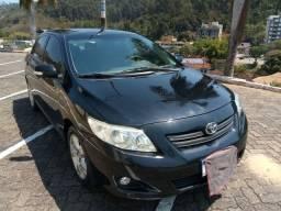Toyota Corolla Xei 1.8 Automático Banco de Couro 09/10 procedência
