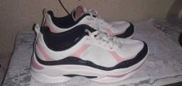 Tênis  Azaleia chunky sneaker Feminino