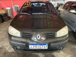 Renault MEGANE 2010 + GNV (Único Dono, entrada + 48x 460)