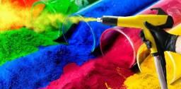 Pintura Eletrostática - Pintura a Pó