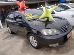 Corolla XEI 2006 Top Financio Troco Lindo Automático