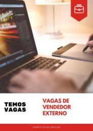 Vagas Vendedor on-line