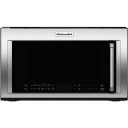 KitchenAid microonda um luxo não existe marca igual zero na cx. apenas R$2.499,
