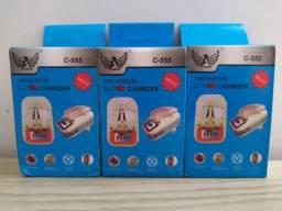Carregador Universal de Bateria de Celular