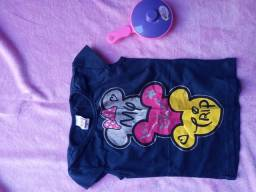 Blusa inf. Baby 2 anos