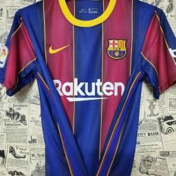 Camisa Barcelona oficial importada