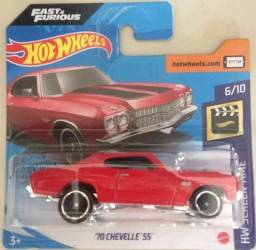 Hot Wheels chevelle ss