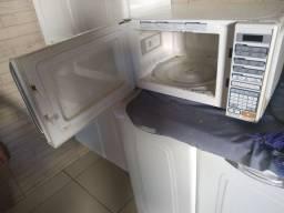 Forno microondas para conserto