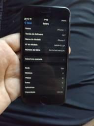 iPhone 7 128 GB saúde da bateria 100%