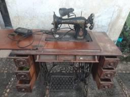 Máquina de costura singer original