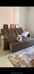 Sofa Retrátil em ótimo estado de conservação