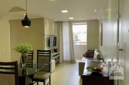 Apartamento à venda com 3 dormitórios em Castelo, Belo horizonte cod:276052