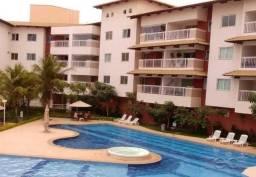 Apartamento à venda com 3 dormitórios em Porto das dunas, Aquiraz cod:RL455