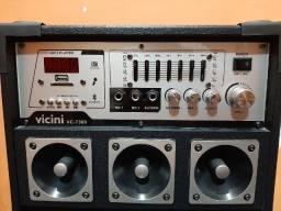 Caixa de som acústica - Vicini