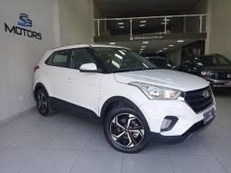 Hyundai Creta 2020 Branco Pulse Garantia De 01 Ano