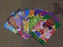 Kit com 33 livros infantis usados