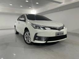 Toyota corolla xei 2018 c gnv
