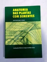 Livro : ANATOMIA DAS PLANTAS COM SEMENTES de Esaú