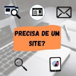 Precisando de um Site?